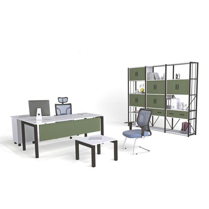 Mobila birou Astra metalic