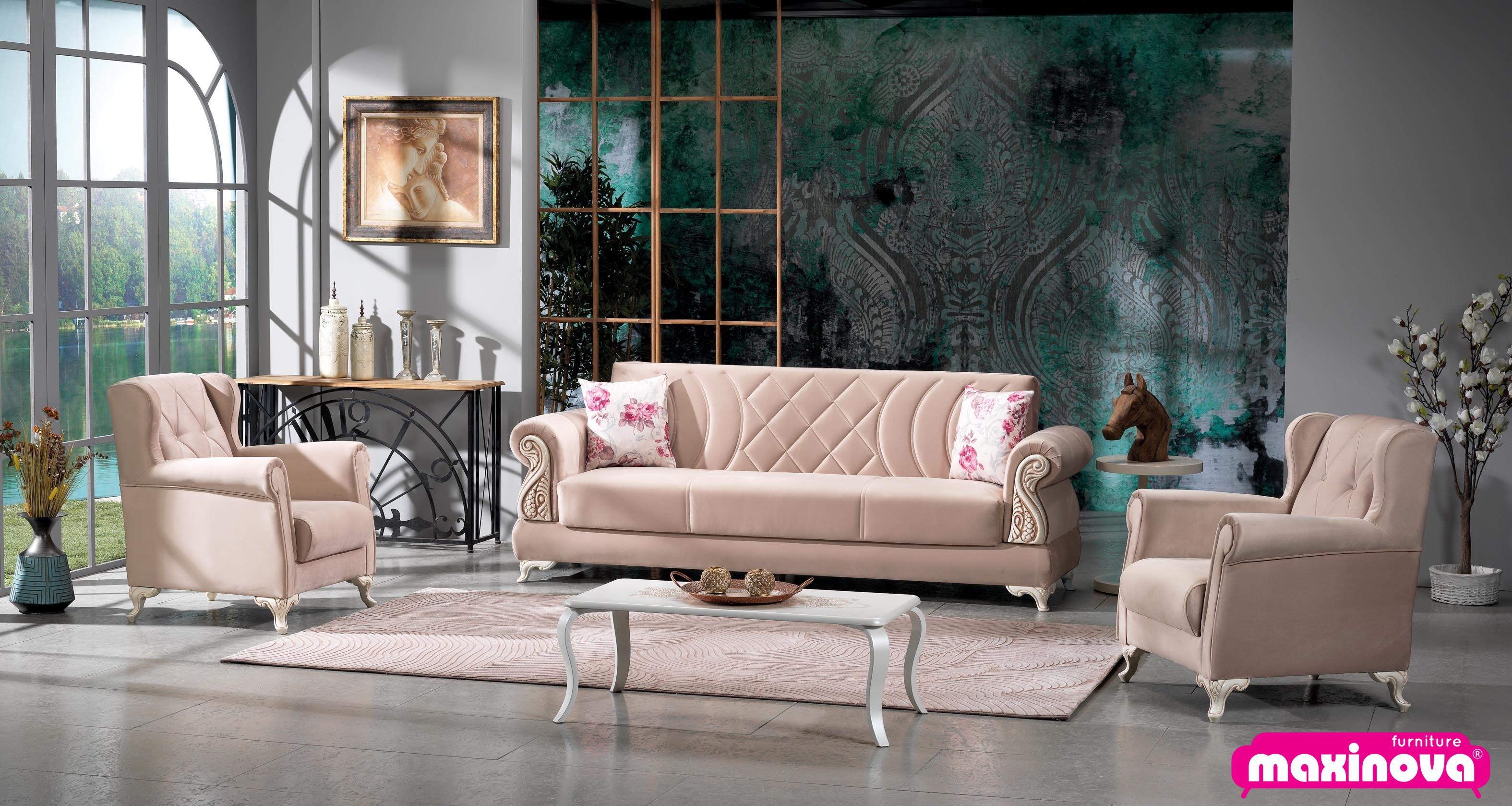 Canapea extensibila cu 3 locuri Hisar