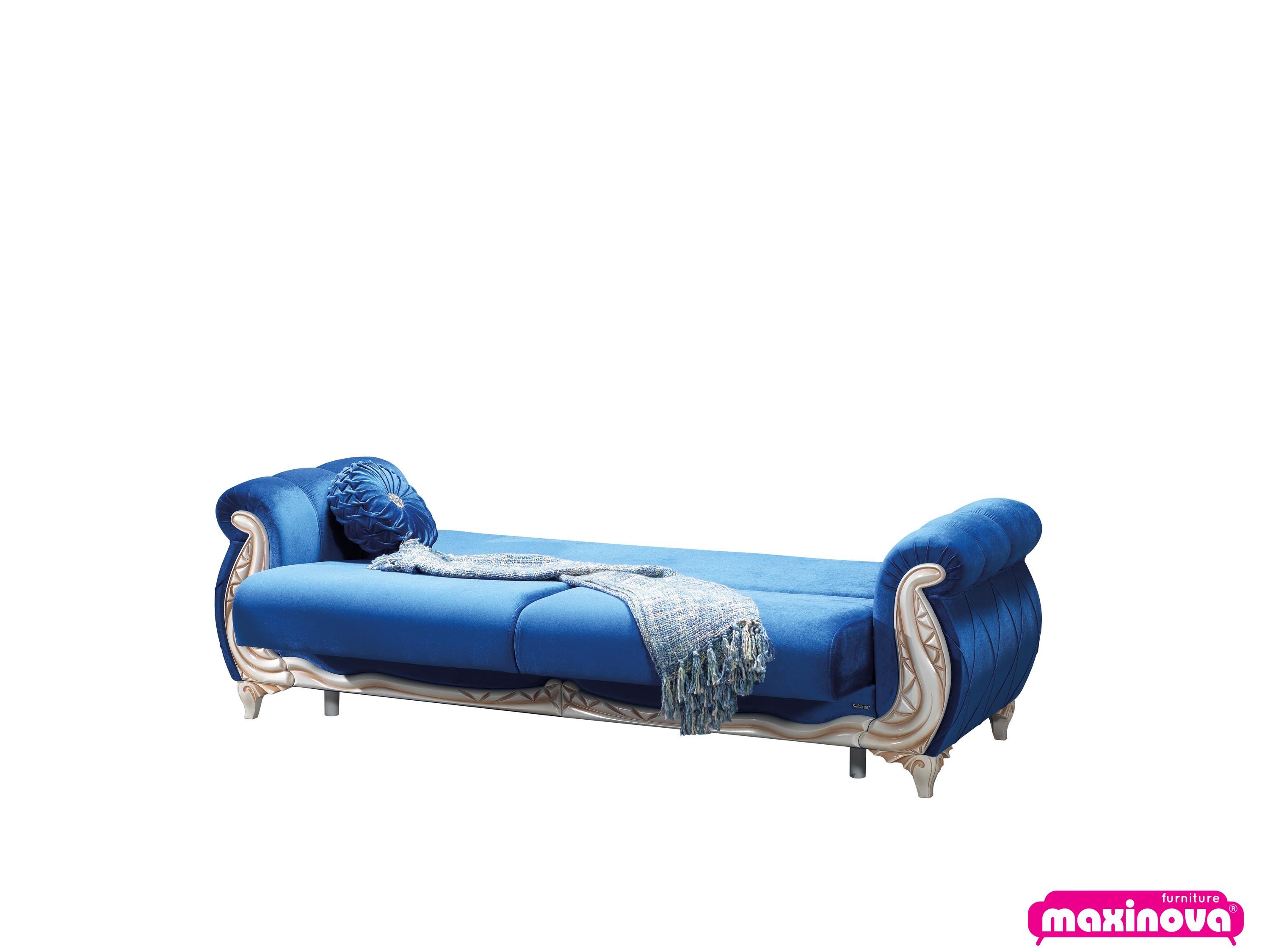 Canapea extensibila cu 3 locuri Saray, lux