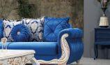 Set canapele extensibile si fotolii Saray