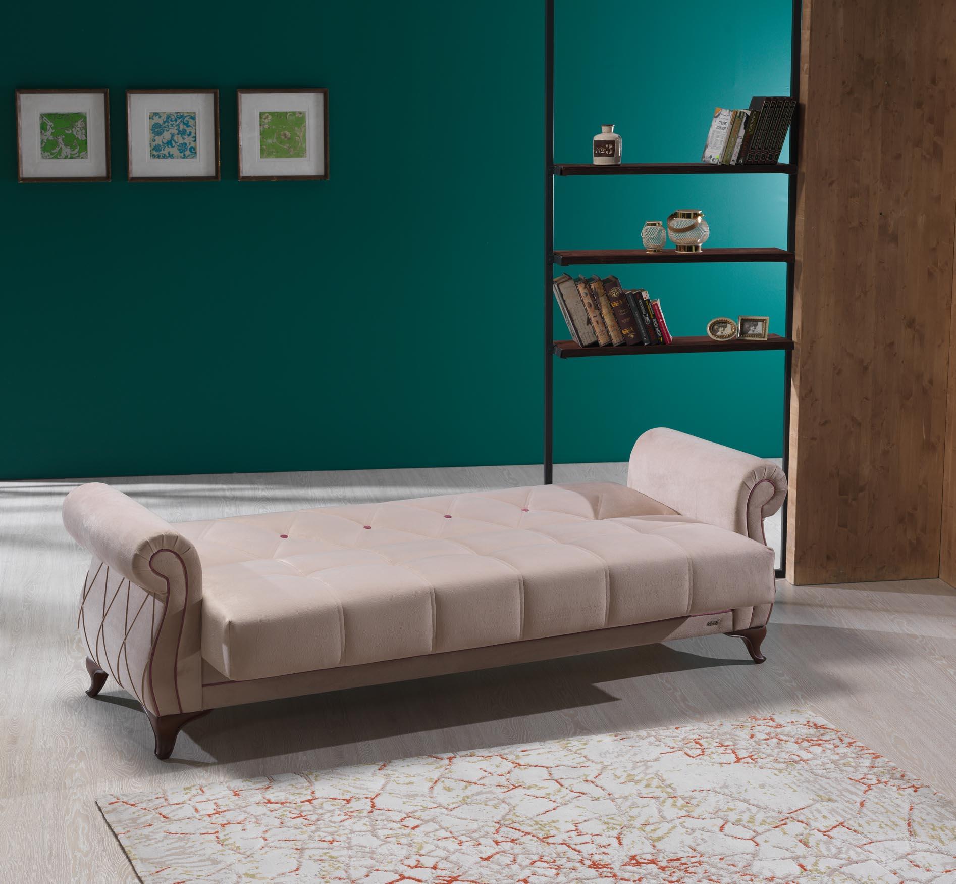 Canapele extensibile – Canapea cu 3 locuri si lada depozitare, Vivaldi