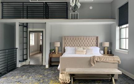 De ce să alegi un pat tapițat?
