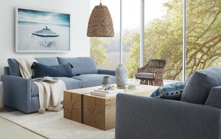 Stiluri decorative cu modele variate de canapele extensibile