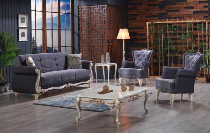 Stiluri decorative pentru sufragerie cu canapele extensibile si coltare extensibile