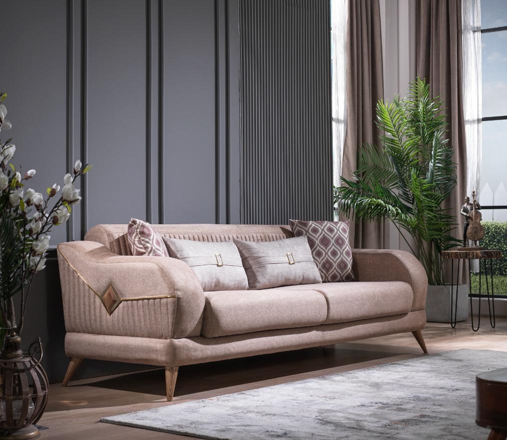 Set canapele extensibile si fotolii Bonita