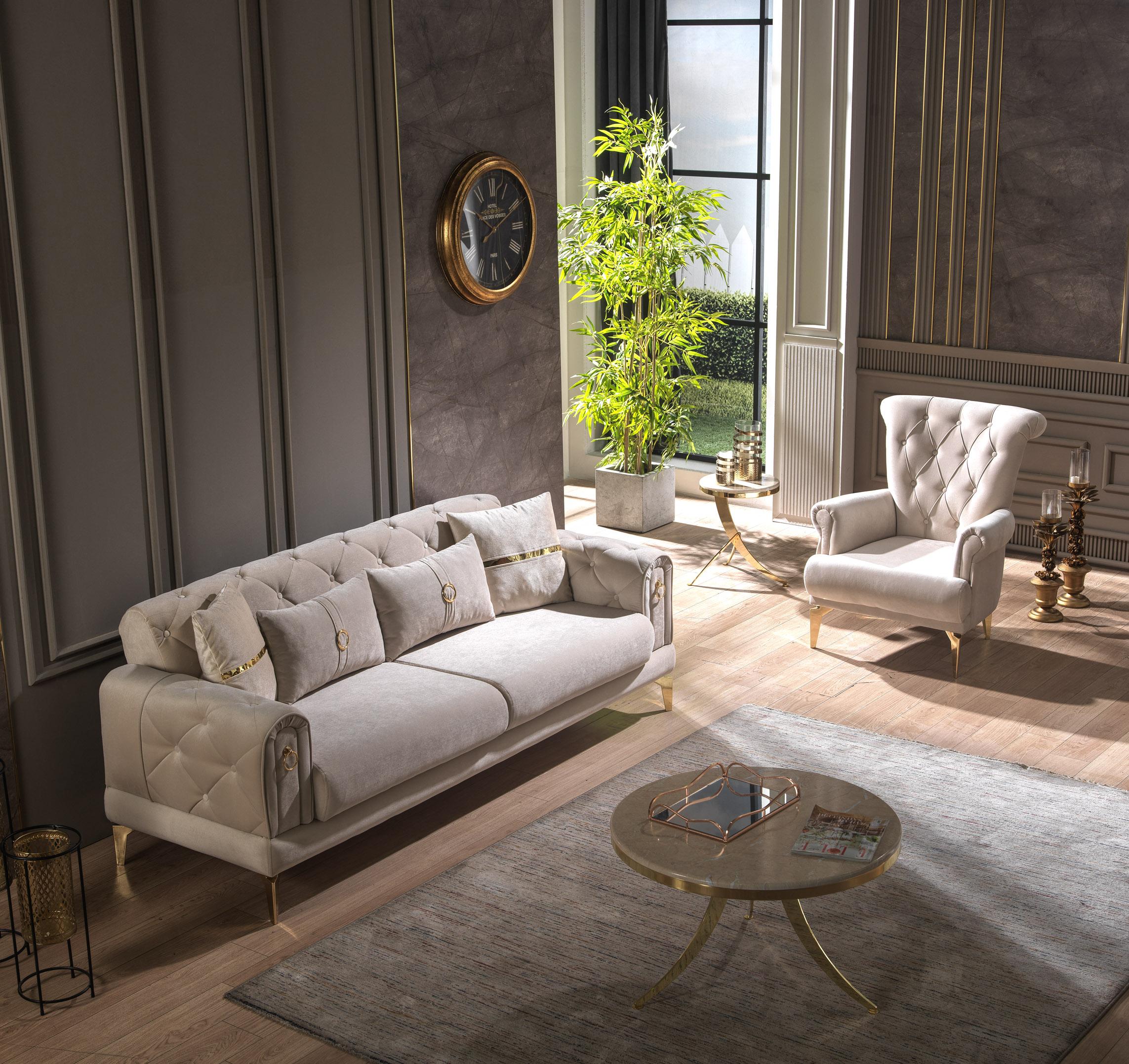 Canapea extensibila cu 3 locuri, Elitra