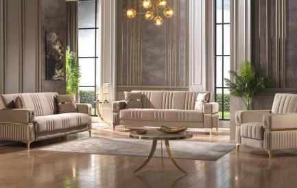 Canapea extensibila moderna- idei de amenjare pentru apartament